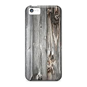 Top Quality Protection Woods Case Cover For Iphone 5c