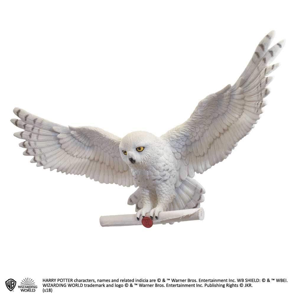 Sin impuestos Noble Collection Hedwig Hedwig Hedwig Owl Post Wall Décor  ventas calientes