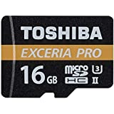 東芝 microSDHCメモリカード 16GB Class10 UHS-II MUX-A016G