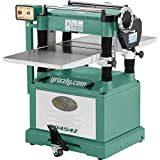 "Grizzly Industrial G0454Z - 20"" 5 HP Planer"