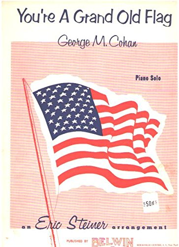 youre-a-grand-old-flag-sheet-music-piano-solo