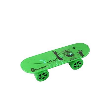 SIO patinete altavoz inalámbrico Bluetooth, - Tabla de skate ...