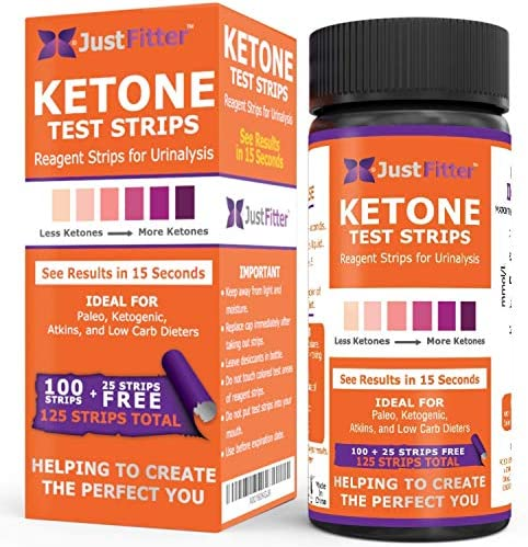 Ketone and pH Test Strips. Get to Keto Faster and Safer by Pairing Up Your Low Carb Ketogenic or HCG Diet with a Balanced pH. Accurately Measure Your Fat Burning Ketosis and Alkaline or Acid Levels. 2