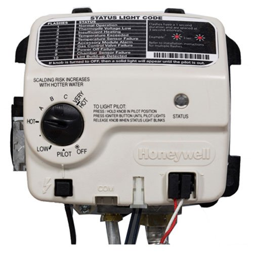 Reliance WATER HEATER CO 9007631 Electronic Ultra Low-nox...