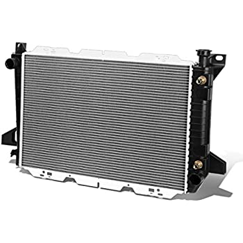 Aluminum Radiator OE Replacement for 85-96 F150//F250//F350//Bronco 4.9 AT dpi-1454