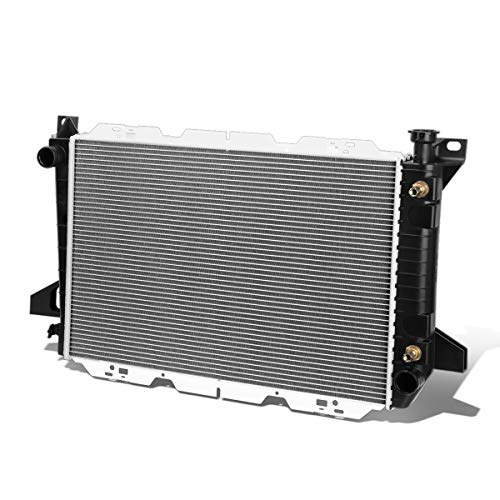 (1454 Factory Style Aluminum Radiator for 85-96 Ford F150/F250/F350 4.9L)