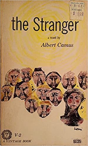 Thesis In A Essay The Stranger    A Novel By Albert Camus V A Vintage Book Albert  Camus Amazoncom Books Argument Essay Thesis also Sample Essay High School The Stranger    A Novel By Albert Camus V A Vintage Book  Essay Paper Writing