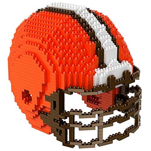 Cleveland Browns 3D Brxlz - Helmet (Cleveland Browns Helmet)