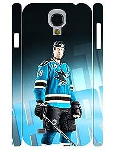 Simple Custom Handsome Men Durable Samsung Galaxy S4 I9500 Plastic Phone Case