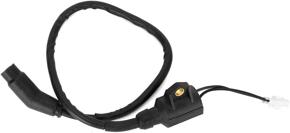 Terisass Ignition Coil Replacement Motorcycle Ignition Coil Module Connector Pigtail Harness Plug Fit for Polaris Hawkeye 2X4 2006 2007 2008 2009 2010 2011