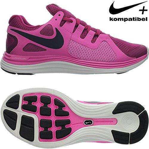Nike Scarpe Trail Uk Donna rosso Running Viola 6 Da rr7gCwq