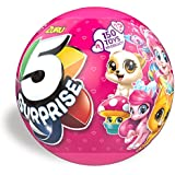 5 Surprise ZURU Collectible Toy Girls Series (4 pack)