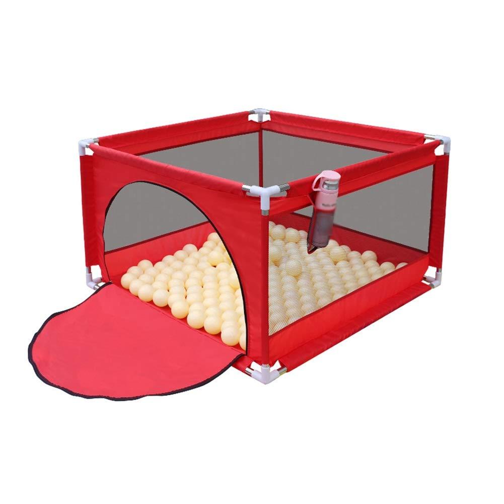 【500円引きクーポン】 赤ん坊のベビーサークル、屋内赤ん坊の這うマットの幼児の塀、世帯のおもちゃの子供の反落下防止柵 - - 105×105×66CM (色 : : Fence+200 balls) balls) Fence+200 balls B07PKG3C47, 座間味村:b5398700 --- a0267596.xsph.ru