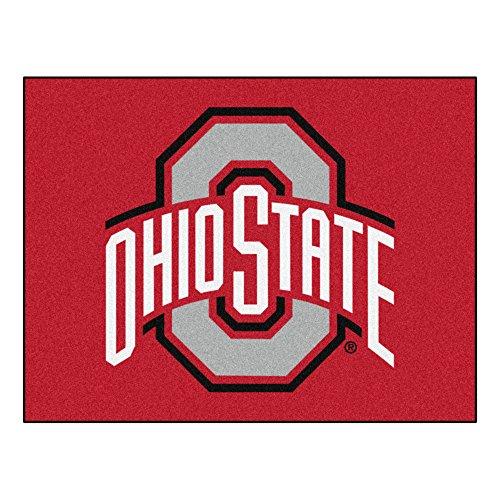 Ohio State University Logo Area Rug (Starter)
