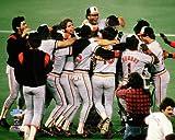 Baltimore Orioles 1983 World Series Celebration Photo 8x10