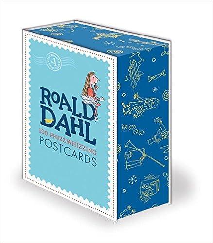 Coffret cartes postales Roald Dahl 51IlrmyHBML._SX436_BO1,204,203,200_