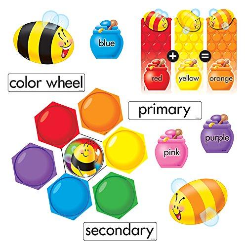Trend Enterprises Inc. Color Bees Mini Bulletin Board ()