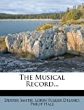 The Musical Record, Dexter Smith, 1276650825