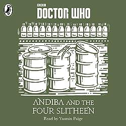 Andiba and the Four Slitheen