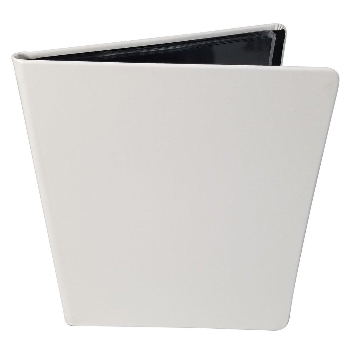 The Model Shop Gloss Finish Scuba Portfolio Book, White