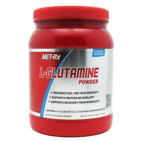 MET Rx L Glutamine Powder