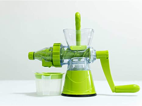 RBTT Mano agitar máquina de Jugo de Verduras máquina de Zumo de ...