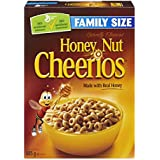 Cheerios Honey Nut Cereal,  685 Gram