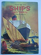 A Maxton Book About Ships and Boats by…
