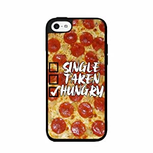 Single Taken Hungry Plastic Phone Case Back Cover iPhone 4 4s by icecream design