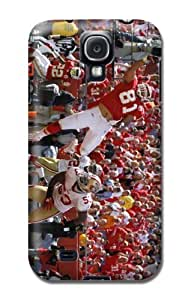 Kansas City Chiefs Logo Nfl For Samsung Galaxy S4