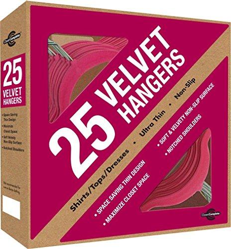 Closet Complete Premium Heavyweight Hangers
