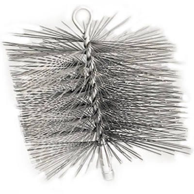 Imperial Mfg Wire Chimney Brush 6-Inches Diameter, Silver, 1