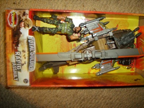 Total Soldier Toys - The Corps Total Soldier New Rapid