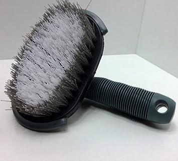 Unbekannt Kfz Felgenbürste Reifenbürste Auto Felgen Reifen Speichen Hand Wasch Bürste Pp Küche Haushalt