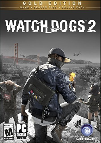 Watch Dogs 2: Gold Edition [Online Game Code] by Ubisoft