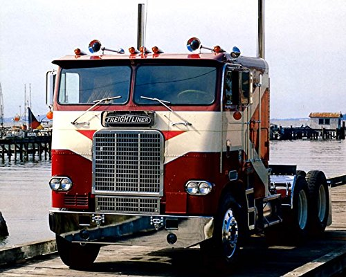 Amazon Com 1977 Freightliner Coe Truck Factory Photo Entertainment