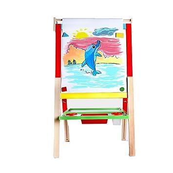 Caballete de pie Letras Pizarra Sketchpad para niños de gran ...