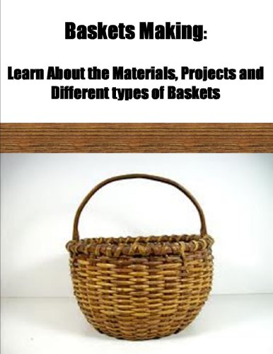 Baskets Making: Learn About the Materials, Projects and Different types of Baskets