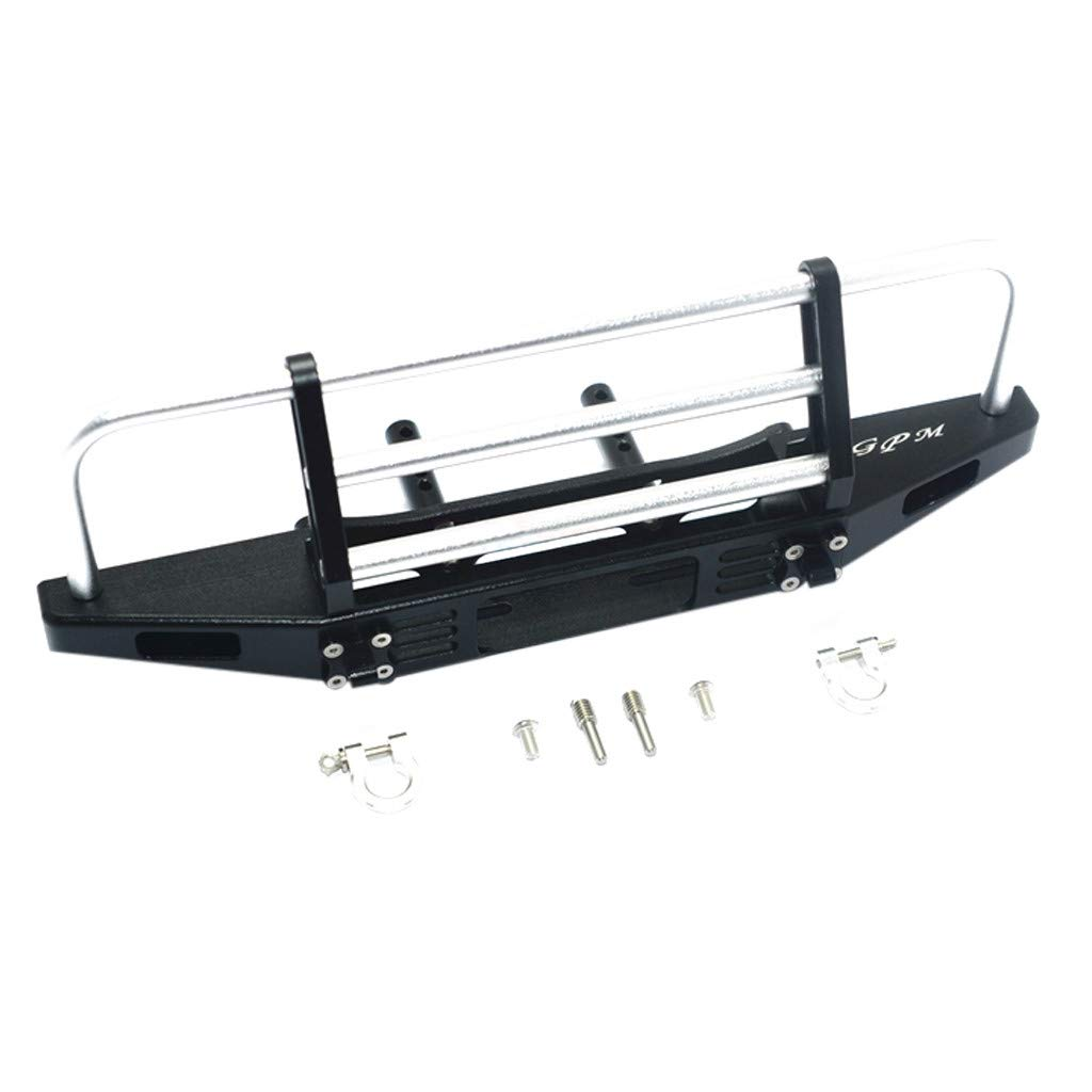 AMOFINY Fashion Baby Toys New Adjustable Front Bracket Bumper for 1/10 Traxxas TRX4 SCX 10 90046 RC Car
