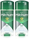 Beauty : Mitchum 2 Piece Gel, Unscented, 6.8 Ounce