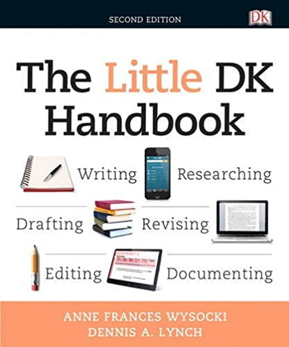 amazon com the little dk handbook 2nd edition write on pocket rh amazon com Teacher Posters Teacher Tags
