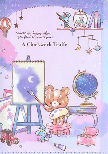 Carpeta archivador colores A4 5 apartados lindo oso ratón ...