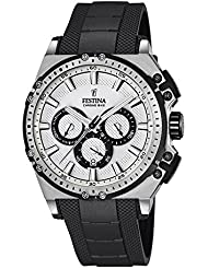 Festina Chrono Bike F16970/1 Mens Chronograph Solid Case