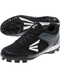360 Youth Baseball Cleats - Black/Charcoal