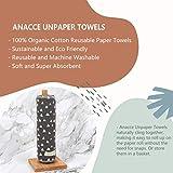 UNPAPER TOWELS - Reusable Paper Towels, Washable