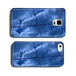 Office building window with clouds cell phone cover case iPhone6