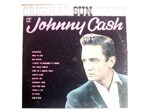Original Sun Sound of Johnny Cash (Sun LP 1275) (The Original Sun Sound Of Johnny Cash)
