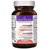 New Chapter Multivitamin for Women 50 Plus - Every Woman's One Daily 55+