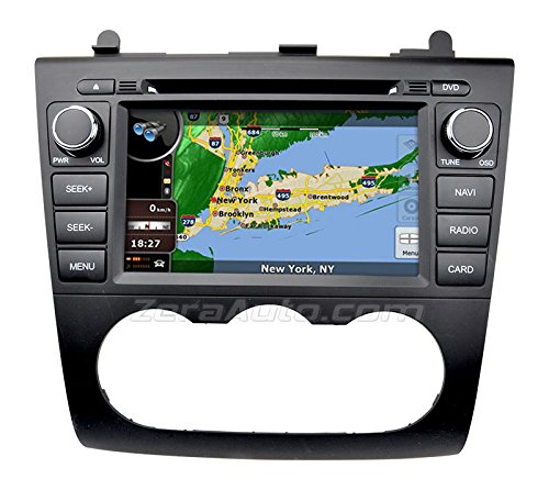 Astrium® G5790SJ 2007-2012 Nissan Altima In-Dash GPS Navigation DVD Stereo Bluetooth 7