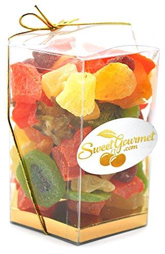 SweetGourmet Tropical Dried Fruit Salad (16oz GIFT BOX) by SweetGourmet (Image #1)